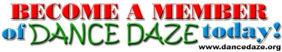 Become a Member of DANCE DAZE!