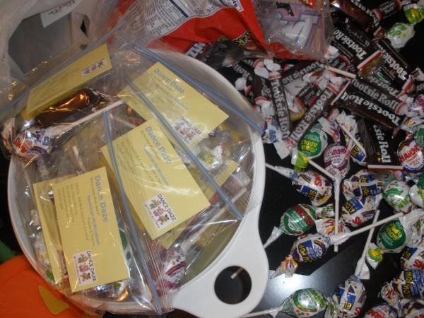 Halloween Candy on DanceDaze.org