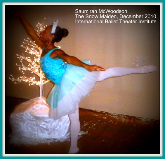 Saumirah McWoodson, The Snow Maiden 2010